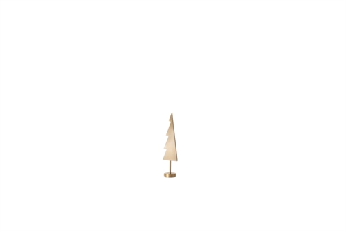 Ferm Living, Brass tree, solid