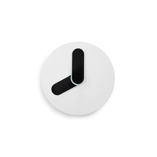 Normann Copenhagen, Bold Wall Clock, White