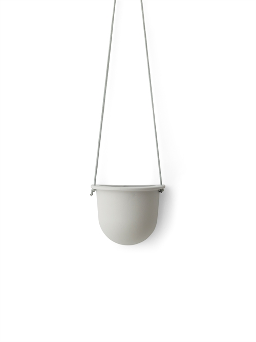 Menu, Hanging Vessel, Ash
