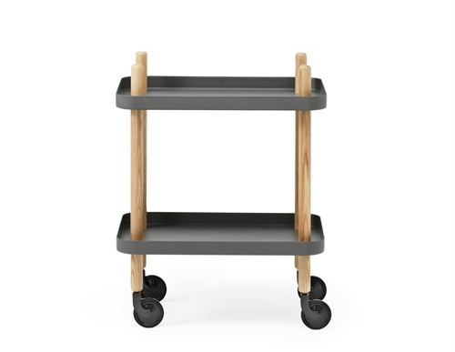 Normann Copenhagen, Block table, mørkegrå