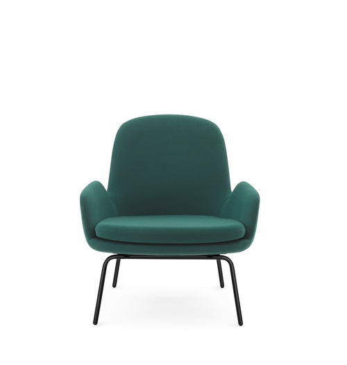 Normann Copenhagen, Era Lounge chair, Low, steel