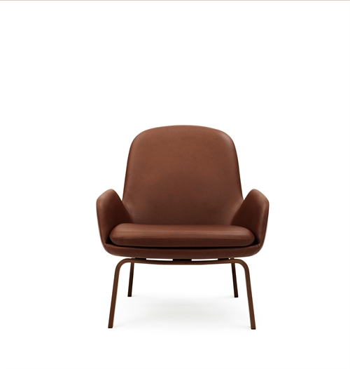 Normann Copenhage, Era Lounge chair low, Walnut