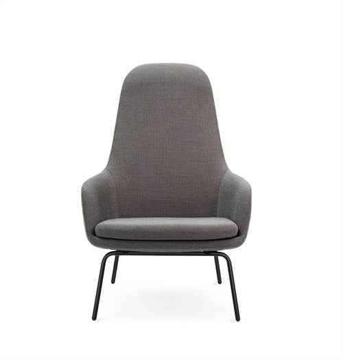 Normann Copenhagen, Era Lounge chair high, Steel
