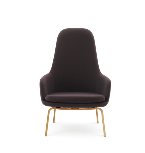 Normann Copenhagen, Era Lounge chair high, Oak