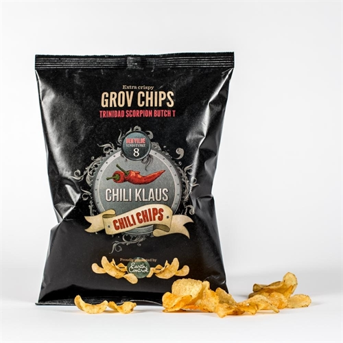 Chili Chips, vindstyrke 8 fra Chili Klaus